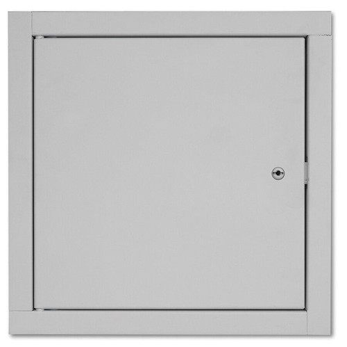14 x 14 Fire Rated Insulated Access Door with Flange Best Access Doors Canada