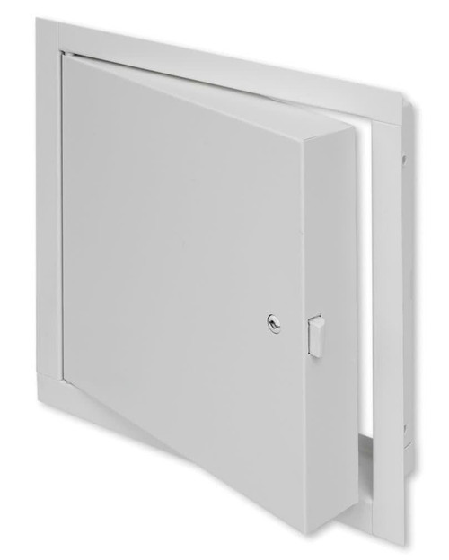 .8 x 8 Fire Rated Insulated Access Door with Flange Best Access Doors Canada