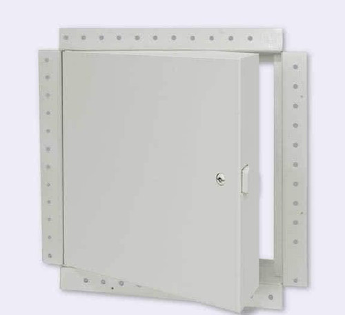 8 x 8 Fire Rated Insulated Access Door with Flange for Drywall Best Access Doors Canada