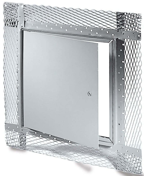 8 x 8 Flush Access Door for Plaster Walls and Ceilings Best Access Doors Canada