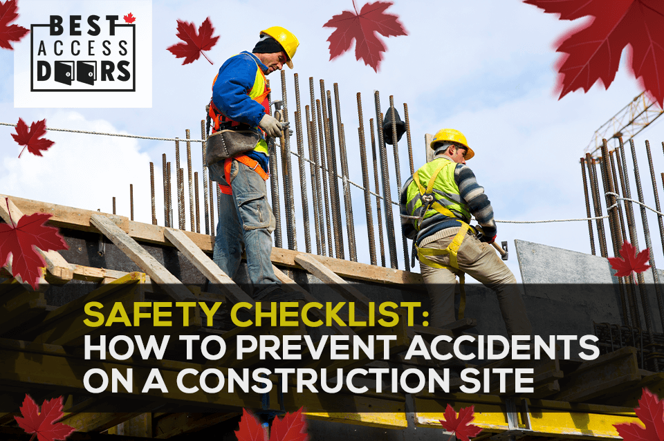 Safety Checklist: How to Prevent Accidents on a Construction Site