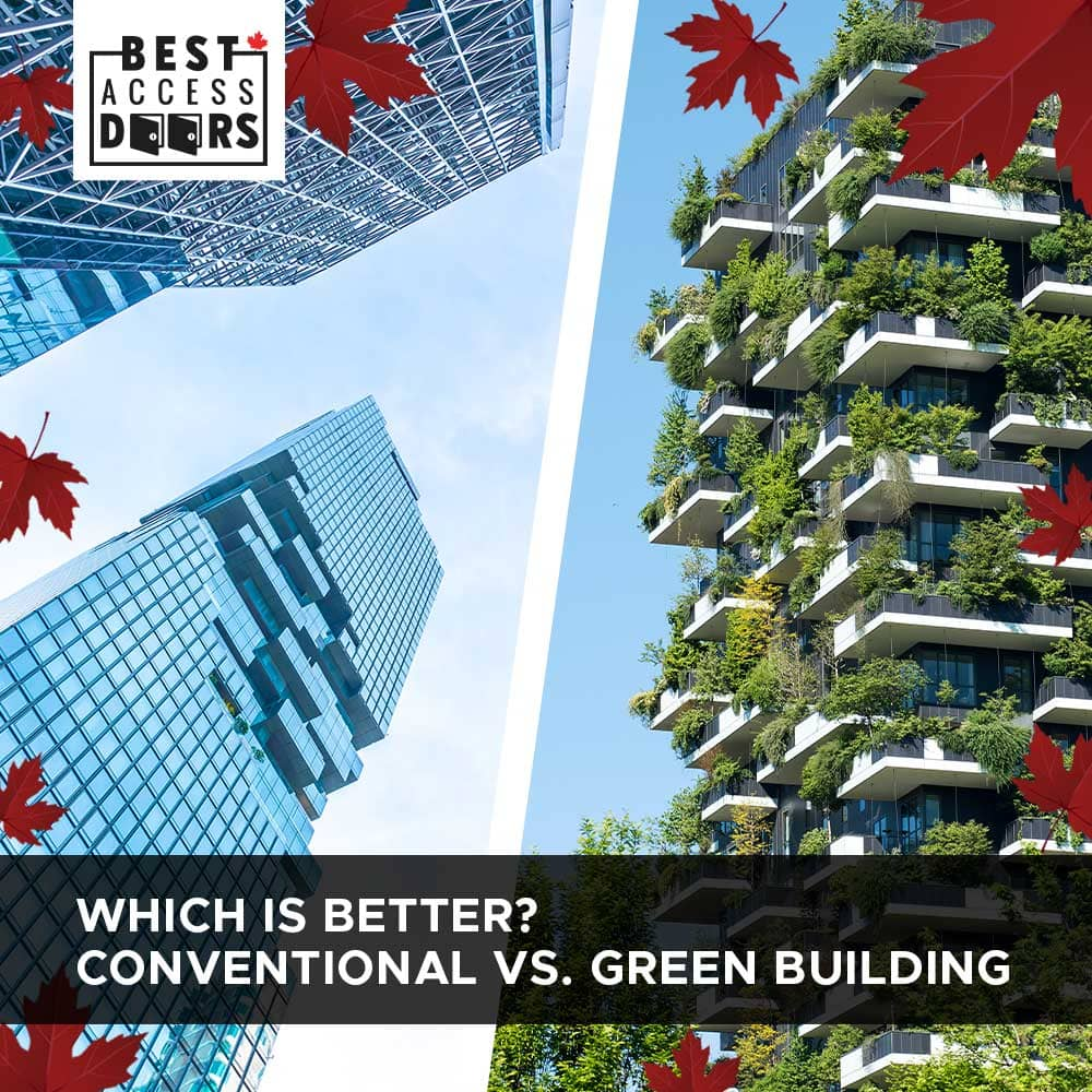 Which is Better: Conventional vs. Green Building