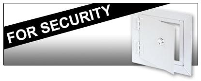 Security Access Doors