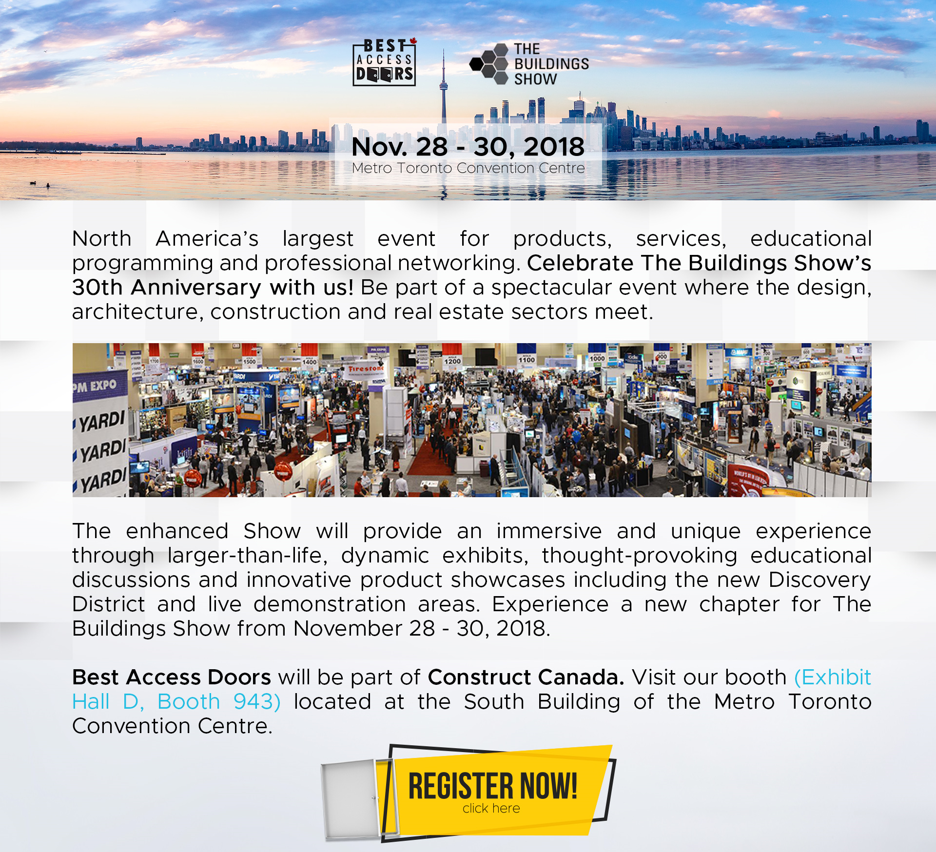 The Buildings Show - Construct Canada