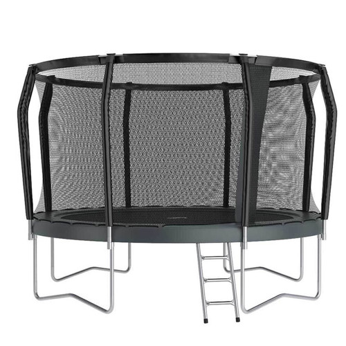 Akrobat 14ft Orbit Pro garden trampoline