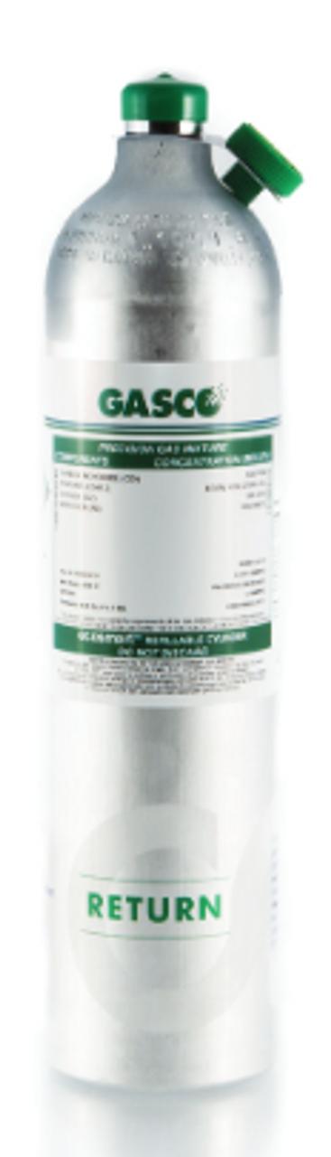 Customize Your Calibration Mixture - 4 Gas Refillable