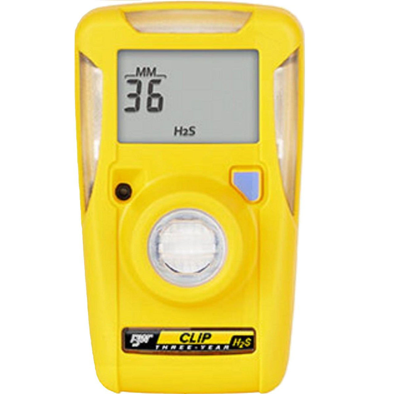 BW Clip H2S, 3 year Single Gas Detector