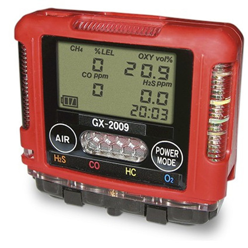 RKI GX-2009 Confined Space Monitor