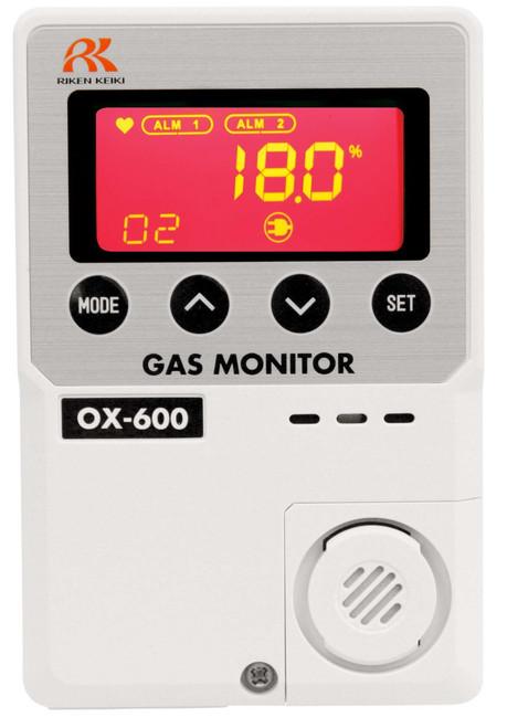 RKI OX-600 Alkaline Oxygen Detector