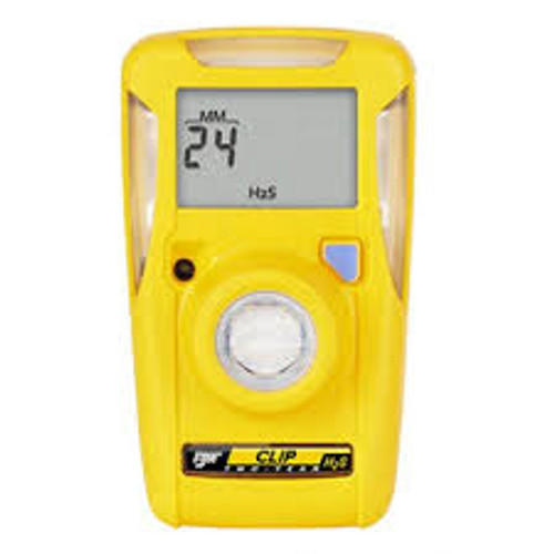 BW Clip H2S, 2 year Single Gas Detector