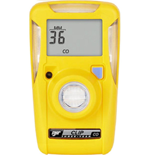 BW Clip CO, 3 year Single Gas Detector