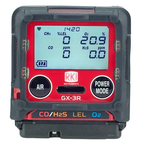 GX-3R Confined Space Monitor
