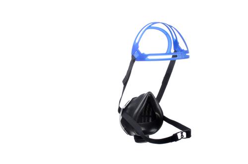 Draeger X-plore 2100 Half Masks, Silicone M/L