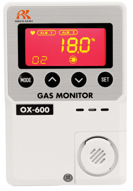 OX-600 115 VAC Oxygen Detector