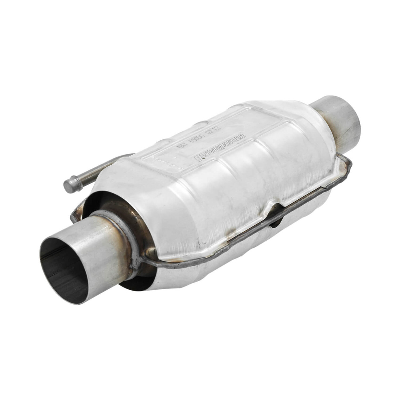 2250224 Flowmaster Catalytic Converter - Universal - 225 Series - 2.25 in. Inlet/Outlet - Federal