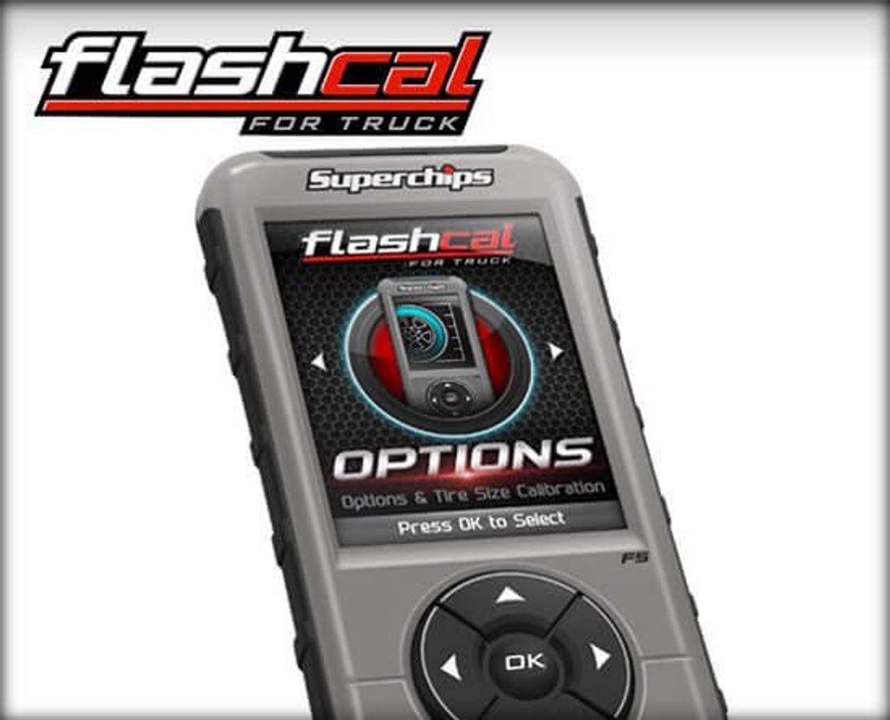 3545 Superchips Flashcal 1998-2016 Dodge/RAM Trucks