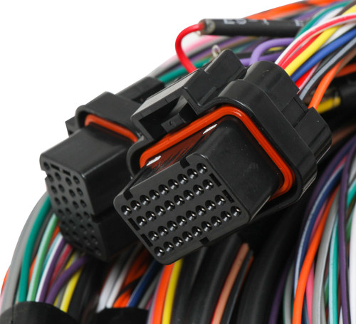 558-126 Holley EFI Unterminated 15' Flying Lead Main Harness
