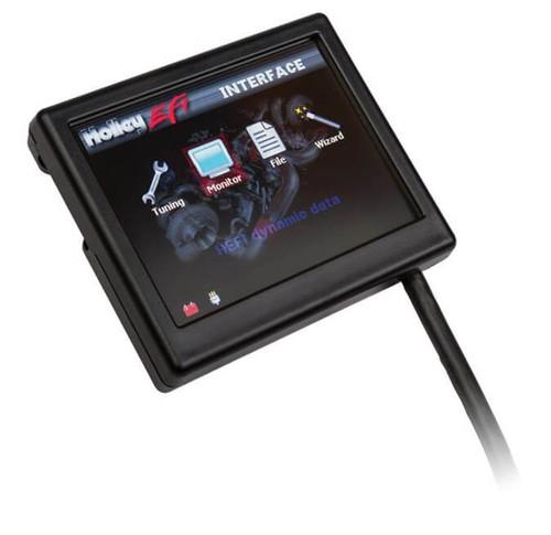 550-421 Holley EFI Terminator LS TBI Kit - Polished w/ Transmission Control