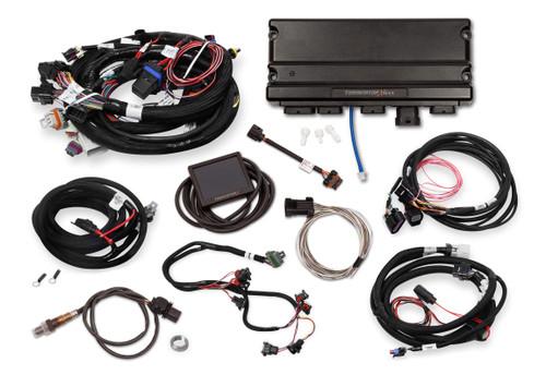 550-926 Holley EFI Terminator X Max LS1 24X/1X MPFI Kit with DBW Throttle Body and Transmission Control