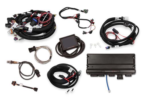 550-916 Holley EFI Terminator X Max LS1 24x/1x MPFI Kit with Transmission Control