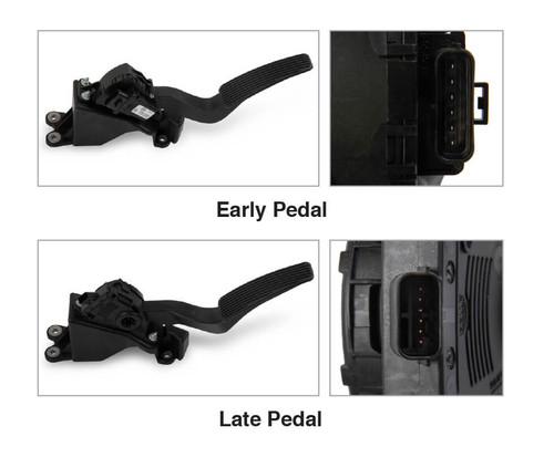 558-417 Holley EFI Gen III HEMI Drive-By-Wire Harness - Early Pedal
