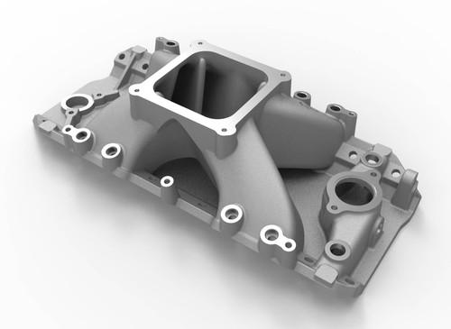 300-564 Holley EFI Holley EFI Intake - Chevy Big Block V8 EFI
