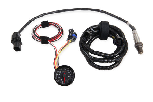 534-215 Holley EFI Holley EFI Standalone Air/Fuel Wideband 02 Gauge Kit