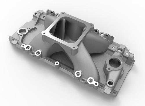 300-562 Holley EFI Holley EFI Intake - Chevy Big Block V8 EFI