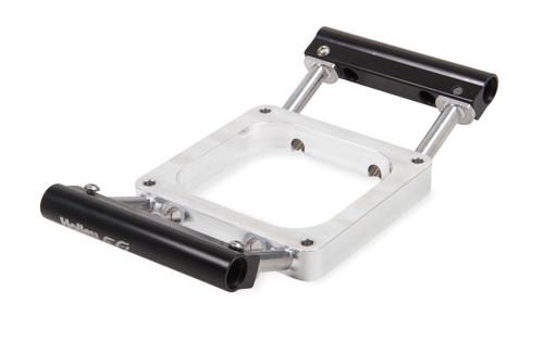 17-91 Holley EFI Billet 4500 Injector Spacer W/EFI Rails