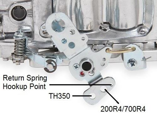 SDA-750-VS Demon 750 CFM Aluminum Screamin' Demon Carburetor