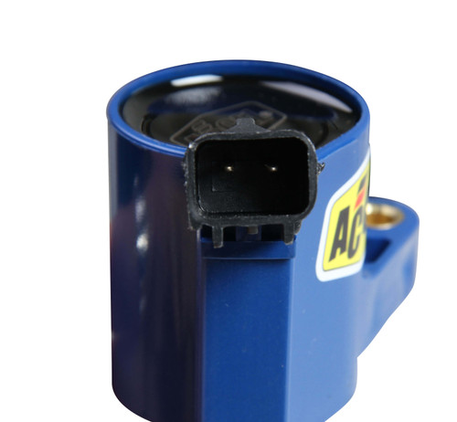 140032B Accel Ignition Coil - SuperCoil - Ford 2 valve modular engine - 4.6/5.4/6.8L - Blue