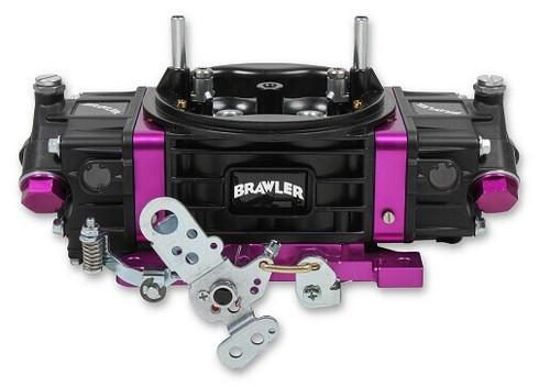 BR-67304 Brawler 950 CFM Brawler Black Race Carburetor Mechanical Secondary