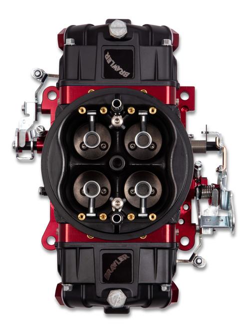 BR-67332 Brawler 850 CFM Brawler Race Carburetor Mechanical Secondary