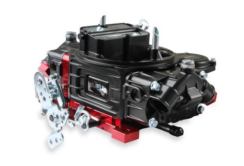 BR-67319 Brawler 750 CFM Brawler Street Carburetor Vacuum Secondary-Black