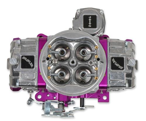 BR-67204 Brawler 650 CFM Brawler Race Carburetor Vacuum Secondary