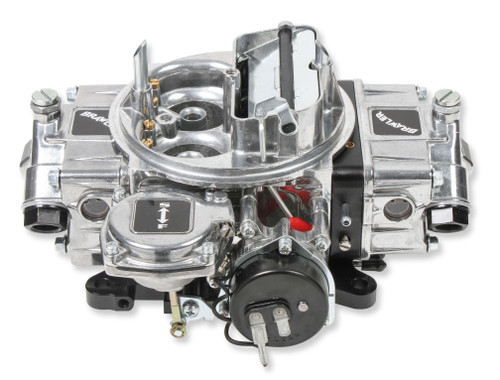 BR-67206 Brawler 600 CFM Brawler Street Carburetor Vacuum Secondary