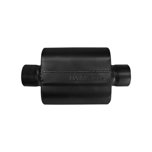 8430408 Flowmaster 40 Series Race Muffler 409SS- 3.00 Center In / 3.00 Center Out - Aggressive Sound