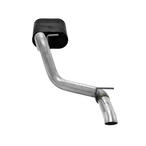 817493 Flowmaster Exhaust System fits Fits 1997 to 1999 Jeep Wrangler TJ with a 2.5L or 4.0L engine, fits rear wheel drive and four wheel drive models
