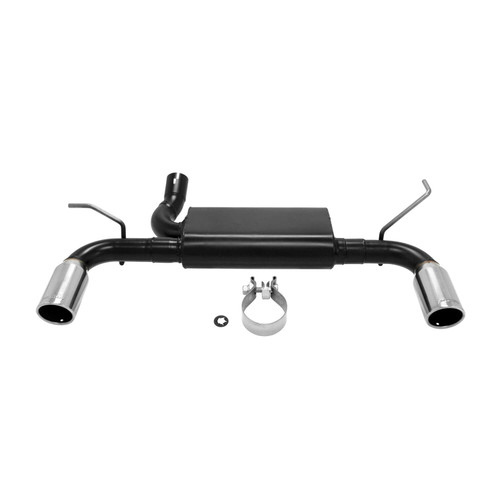 817729 Flowmaster Exhaust System fits 2012-2018 Jeep Wrangler JK with 3.6L engine. Fits 2dr and 4 dr models.