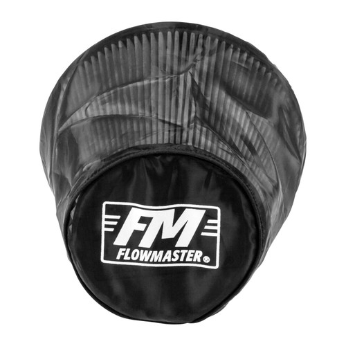 615002 Flowmaster Air Intake  fits Fits 6.625-inch length Delta Force Cone Filters part# 615010 and 615010D.