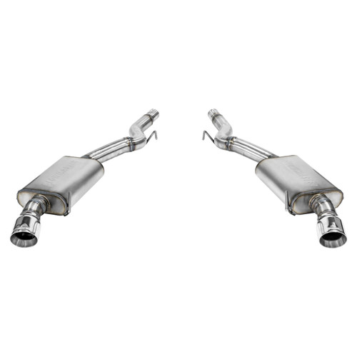 717749 Flowmaster FlowFX Exhaust System fits Fits 2015-2017 Ford Mustang GT, Fastback and Convertible Models with 5.0L V8 engine.