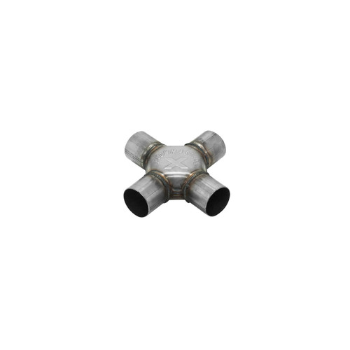 815952 Flowmaster 2.25 in. Stainless Steel X-Pipe