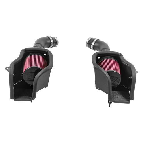 615164 Flowmaster Air Intake  fits Fits 2009-2019 Nissan 370Z & 2008-13 Infiniti G37 with the 3.7L V6 engine.