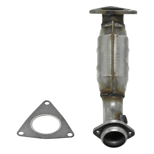 2010008  Flowmaster Catalytic Converter - Direct Fit - Federal Fits 1998 to 2002 Chevrolet Camaro Z28 and SS and 1998 to 2002 Pontiac Firebird Formula and Trans Am with a 5.7L V8 engine. Left/Driver side replacement