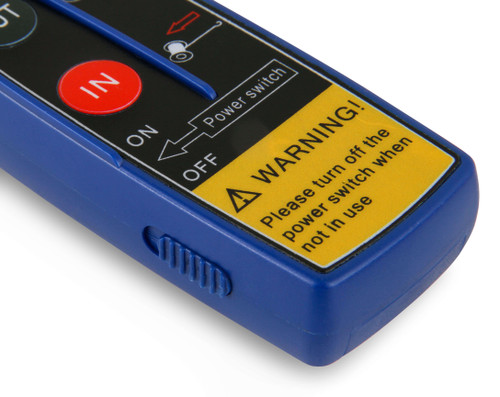 1000AOR Anvil Anvil - Replacement Wireless Remote - Blue