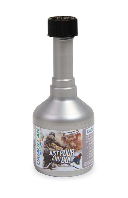120008CAT Powersports Cataclean Engine Fuel & Exhaust System Cleaner 4 oz