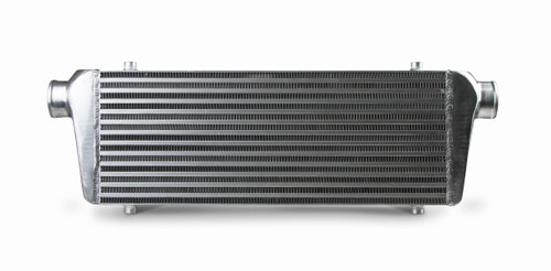 """FB606 Frostbite Intercooler Universal 23.5"""" X 11"""" X 3"""" core 2.5"""" In/Out polished"""