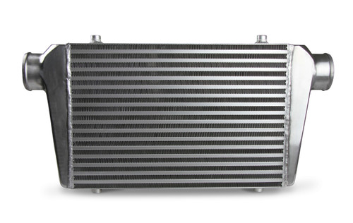 """FB602 Frostbite Intercooler Universal 17-3/4""""X12""""X3"""" core 2.5"""" In/Out polish"""