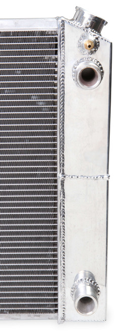 "FB301 Frostbite Aluminum Radiator 67 68 69 Camaro/Firebird with 23"" Core LS Swap"