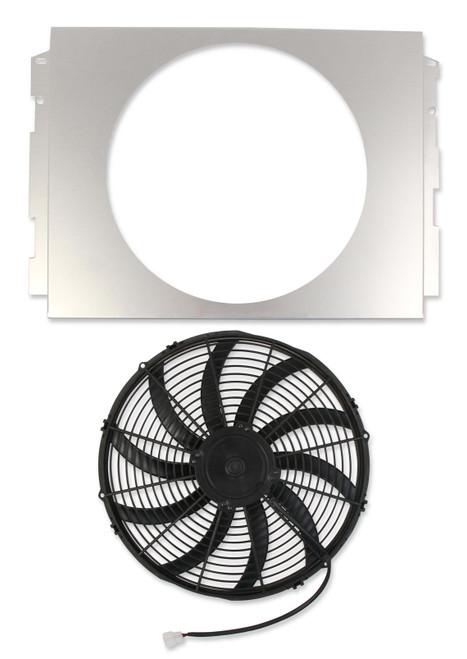 FB503H Frostbite Fan/Shroud  1x16 Fan FB141,FB142,FB143